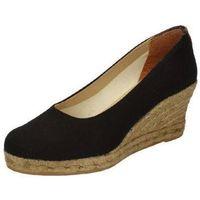 Sapatos Mulher Alpargatas Torres  Preto