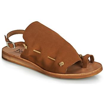 Sapatos Mulher Sandálias Felmini COGNACEJE Conhaque