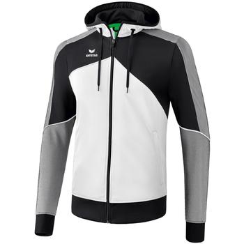 Textil Homem Casacos fato de treino Erima Veste à capuche  Premium One 2.0 blanc/bleu/noir