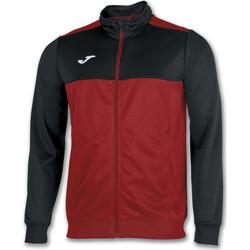 Textil Rapaz Casacos fato de treino Joma Veste enfant  Winner rouge/noir