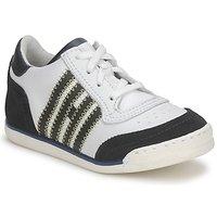 Sapatos Criança Sapatilhas Hip ARCHIK Branco / Azul