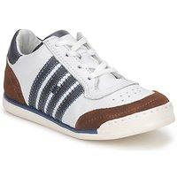 Sapatos Criança Sapatilhas Hip ARCHIK Branco / Castanho