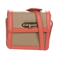 Malas Mulher Pouch / Clutch MySuelly LOLA Toupeira / Coral