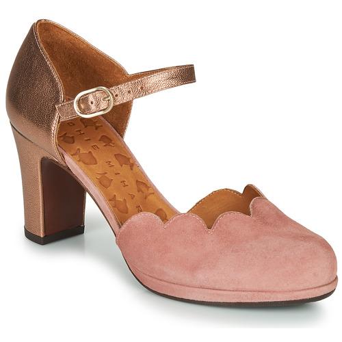 Sapatos Mulher Escarpim Chie Mihara SELA Rosa