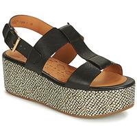 Sapatos Mulher Sandálias Chie Mihara OLIVIA Preto