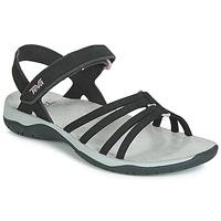 Sapatos Mulher Sandálias Teva ELZADA SANDAL WEB Preto