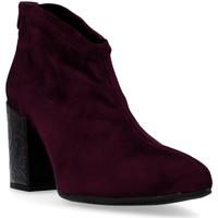 Sapatos Mulher Botins Pedro Miralles 24822 Botines de Mujer vermelho