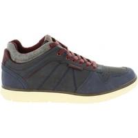Sapatos Homem Sapatilhas MTNG 84138 Azul