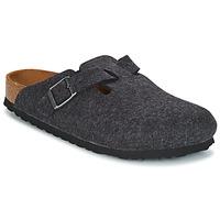 Sapatos Tamancos Birkenstock BOSTON Cinza