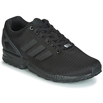 Sapatos Homem Sapatilhas adidas Originals ZX FLUX Preto
