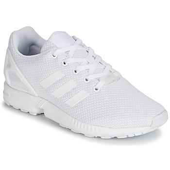 Sapatos Rapaz Sapatilhas adidas Originals ZX FLUX J Branco