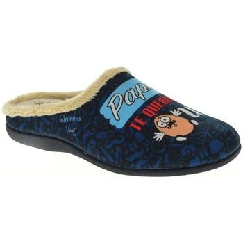 Sapatos Homem Chinelos Vivant 18200 azul