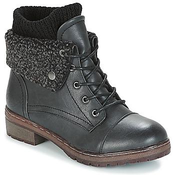 Sapatos Mulher Botas baixas Coolway BRING Preto