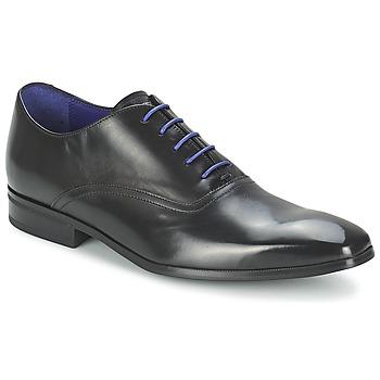 Sapatos Homem Richelieu Azzaro NOBODAN Preto