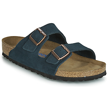 Sapatos Homem Chinelos Birkenstock ARIZONA SFB Marinho