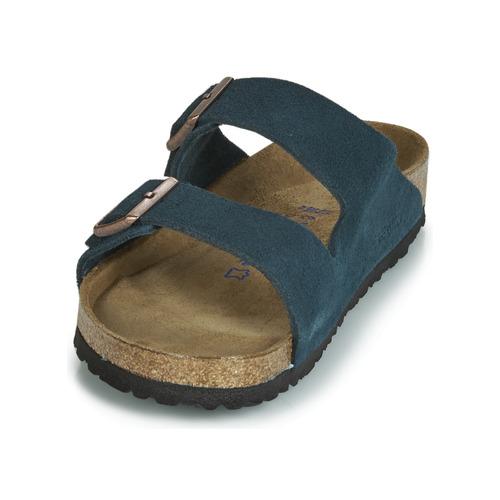 Birkenstock Arizona Sfb Marinho - Entrega Gratuita- Sapatos Chinelos Homem 97