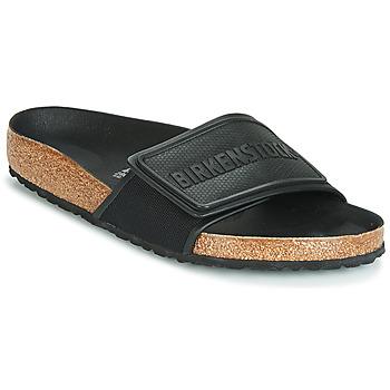 Sapatos Homem Chinelos Birkenstock TEMA Preto