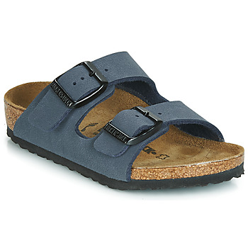 Sapatos Rapaz Chinelos Birkenstock ARIZONA Navy