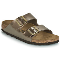 Sapatos Mulher Chinelos Birkenstock ARIZONA Bronze