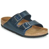 Sapatos Homem Chinelos Birkenstock ARIZONA SFB Azul