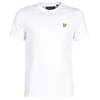 Textil Homem T-Shirt mangas curtas Lyle & Scott FAFARLITE Branco
