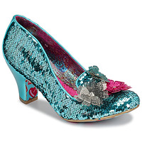 Sapatos Mulher Escarpim Irregular Choice CARIAD Azul