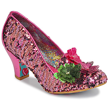 Sapatos Mulher Escarpim Irregular Choice CARIAD Rosa