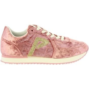 Sapatos Rapariga Sapatilhas Pepe jeans PGS30361 SYDNEY Rosa