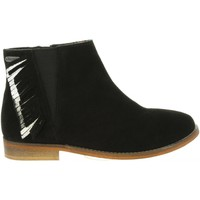 Sapatos Rapariga Botas Pepe jeans PGS50127 NELLY Negro