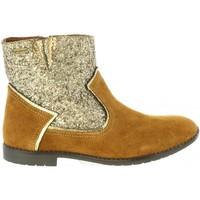 Sapatos Rapariga Botas Pepe jeans PGS50122 ANNI Marrón