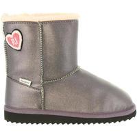 Sapatos Rapariga Botas de neve Pepe jeans PGS50133 ANGEL Morado