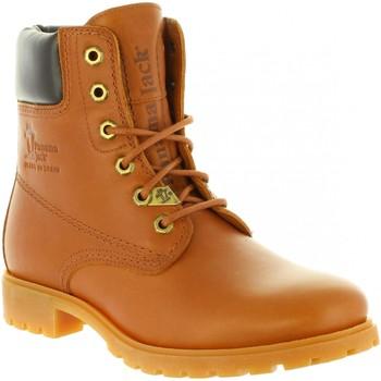 Sapatos Mulher Botas baixas Panama Jack PANAMA 03 B43 Marr?n