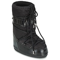 Sapatos Mulher Botas de neve Moon Boot MOON BOOT GLANCE Preto