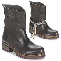 Sapatos Mulher Botas baixas Felmini CLARA Castanho