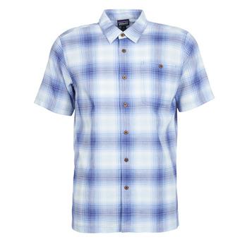 Textil Homem Camisas mangas curtas Patagonia A/C Shirt Azul
