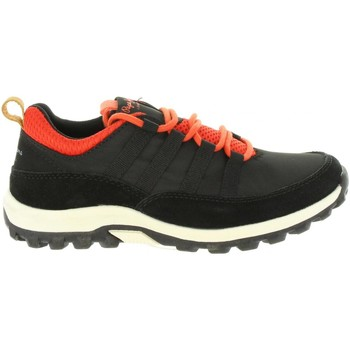 Sapatos Rapaz Sapatilhas Pepe jeans PBS30364 ARCADE Negro