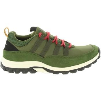 Sapatos Rapaz Sapatilhas Pepe jeans PBS30364 ARCADE Verde
