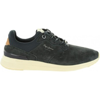 Sapatos Homem Sapatilhas Pepe jeans PMS30478 JAYKER Azul