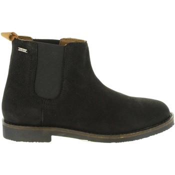 Sapatos Criança Botas Pepe jeans PBS50075 ROY Negro
