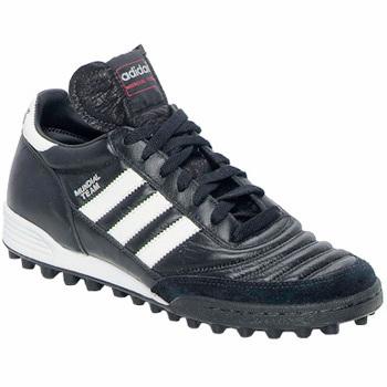 Sapatos Chuteiras adidas Performance MUNDIAL TEAM DUR Preto / Branco