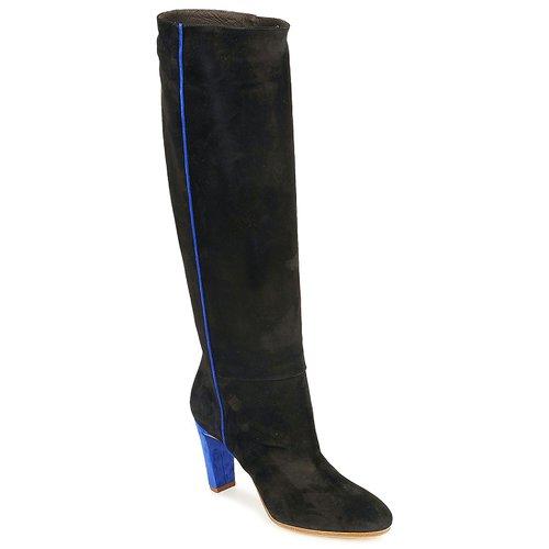 Sapatos Mulher Botas Michel Perry 13184 Preto