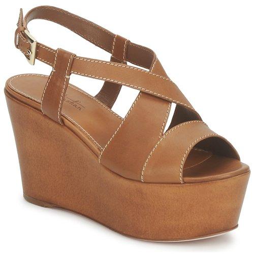 Sapatos Mulher Sandálias Sebastian S5270 Cru