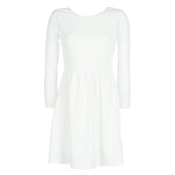 Textil Mulher Vestidos curtos Betty London J. LOUISE Branco