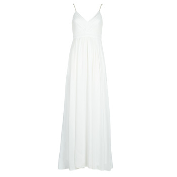 Textil Mulher Vestidos compridos Betty London VICTOIRE Branco
