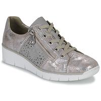 Sapatos Mulher Sapatilhas Rieker RIKTUS Ouro