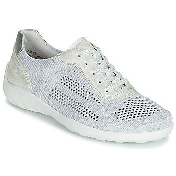Sapatos Mulher Sapatilhas Remonte Dorndorf ZERBA Prata