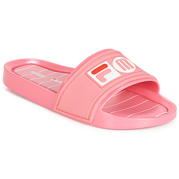 Sapatos Mulher chinelos Melissa SLIDE + FILA Rosa