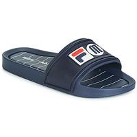 Sapatos Mulher chinelos Melissa SLIDE + FILA Marinho