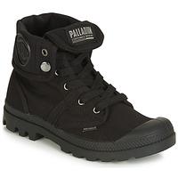 Sapatos Mulher Botas baixas Palladium PALLABROUSE BAGGY Preto