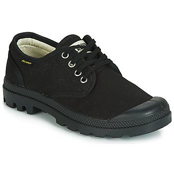 Sapatos Sapatilhas Palladium PAMPA OX ORIGINALE Preto
